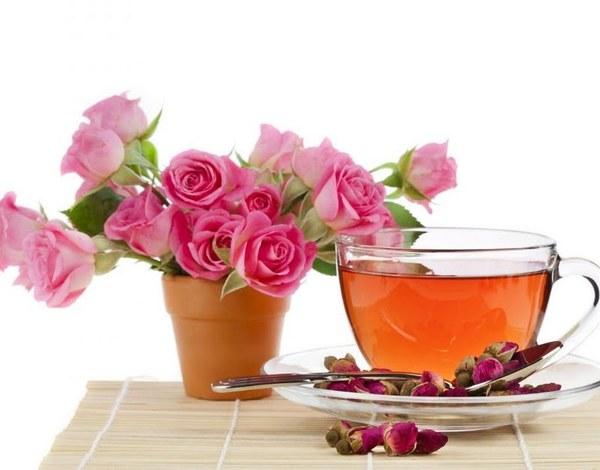 Trà Nụ Hoa Hồng Thiên Bằng - Tinh Hoa của Tự Nhiên, hòa quyện trong tách trà thơm ngất ngây, bổ dưỡng.
